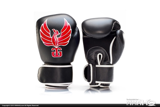 Golden Gear Pro Sparring Gloves with Free Pair of Handwraps
